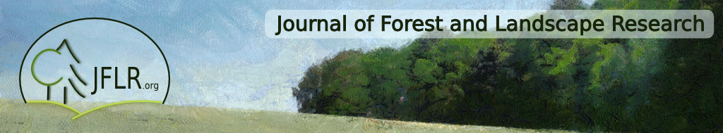 Journal of Forst and Landscape Research